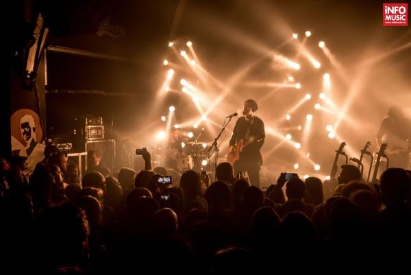 Concert Fink la Silver Church din București pe 4 februarie 2015