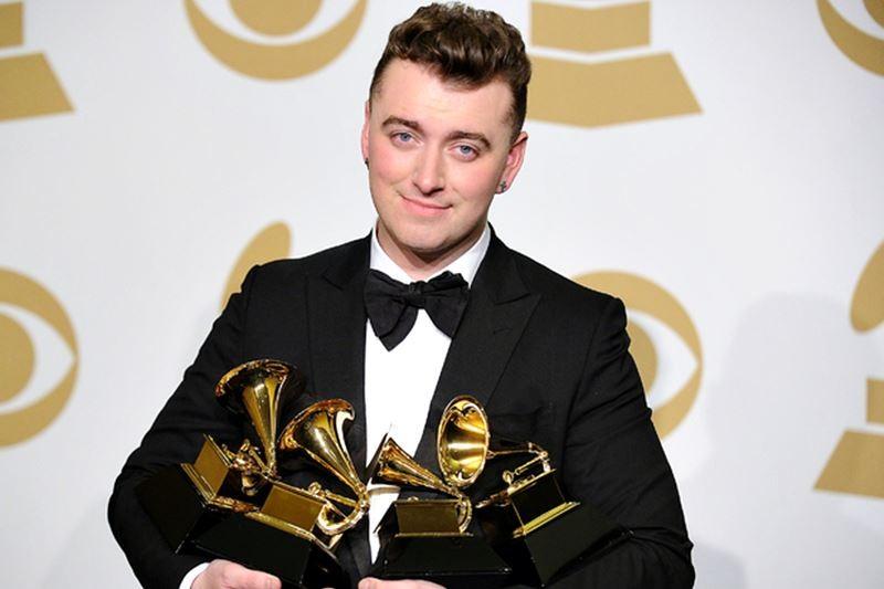 Grammy 2015 - Sam Smith