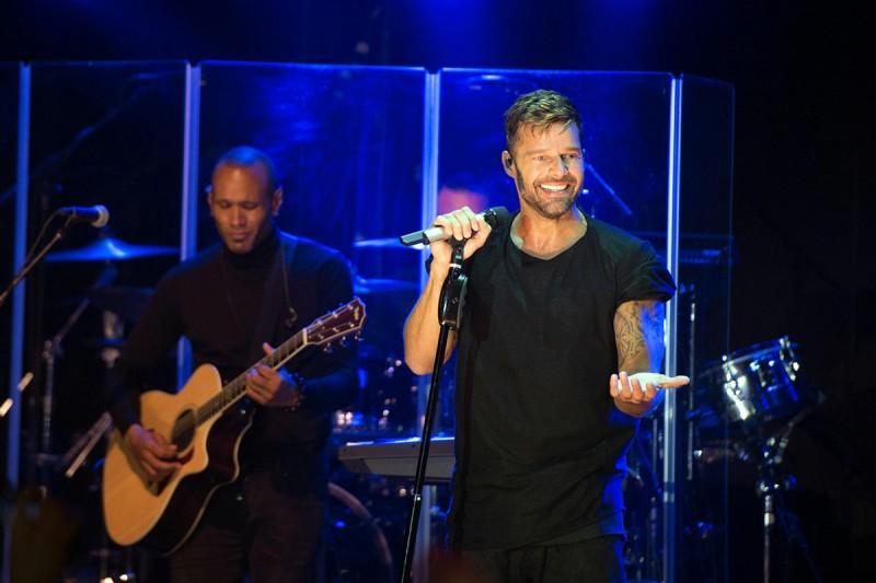 Ricky Martin în concert