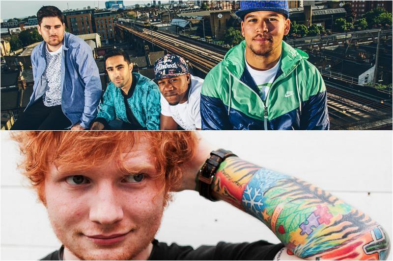 Rudimental / Ed Sheeran