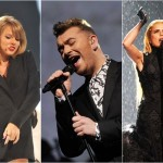 Taylor Swift / Sam Smith / Paloma Faith la Brit Awards 2015