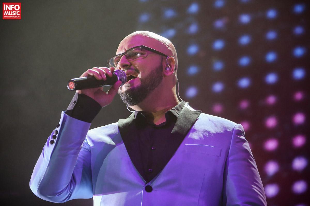 Mihai Budeanu în concertul 3 Sud Est de la Sala Palatului de pe 5 martie 2015