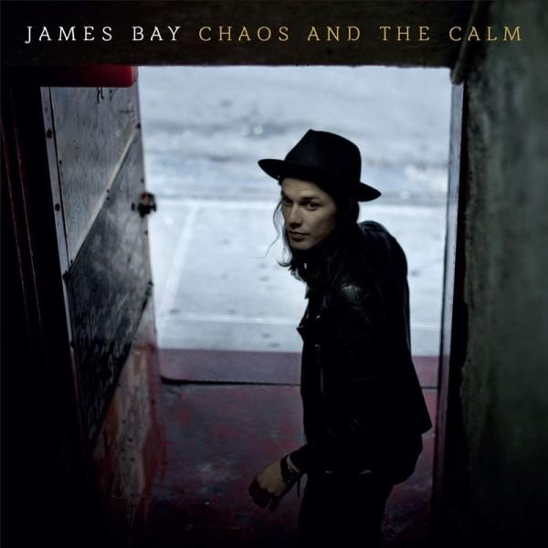 """James Bay - """"Chaos and the Calm"""" (copertă album)"""