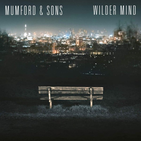 "Mumford and Sons - ""Wilder Mind"" (copertă album)"
