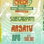 Afiș Soundcheck 021 Fest 2015