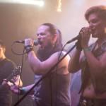 Tiarra - Lansare Album X în Fabrica