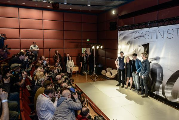 Conferință de presă A-ha, 25 martie 2015