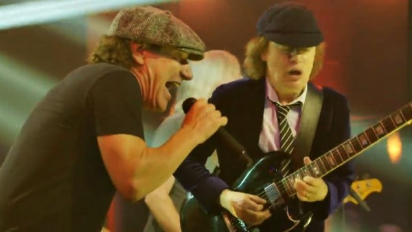 AC/DC - Rock The Blues Away