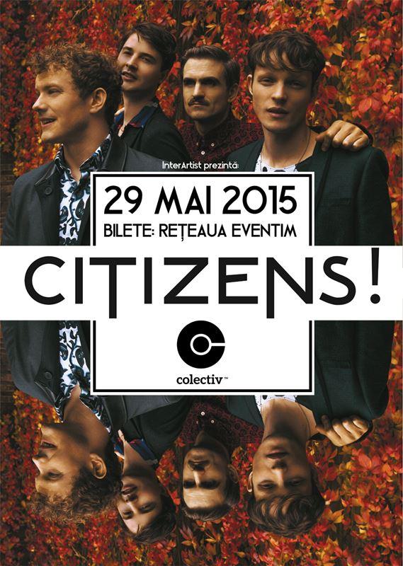 Citizens! la Colectiv