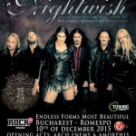 afis-nightwish-concert-bucuresti-2015