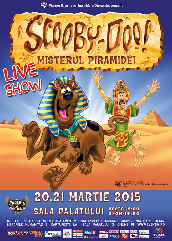 Scooby-Doo - Misterul Piramidei 2015