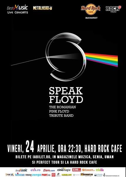 Speak Floyd - tribut Pink Floyd