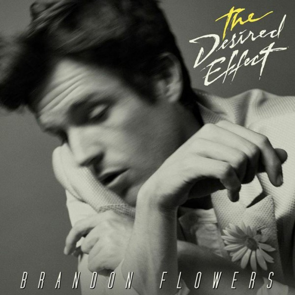 "Brandon Flowers - ""The Desired Effect"" (copertă album)"