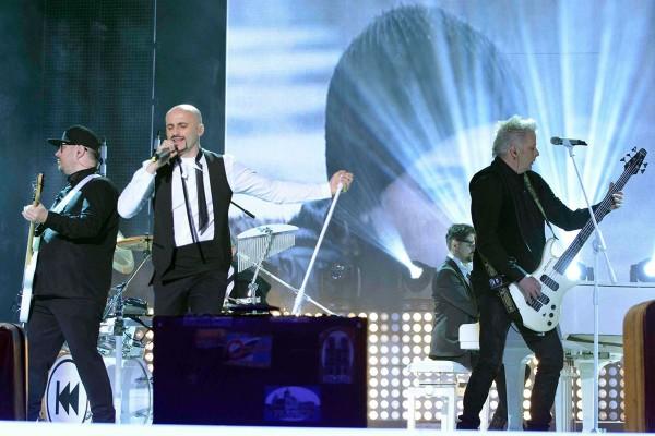 Trupa Voltaj în finala Selecției Naționale pentru Eurovision 2015
