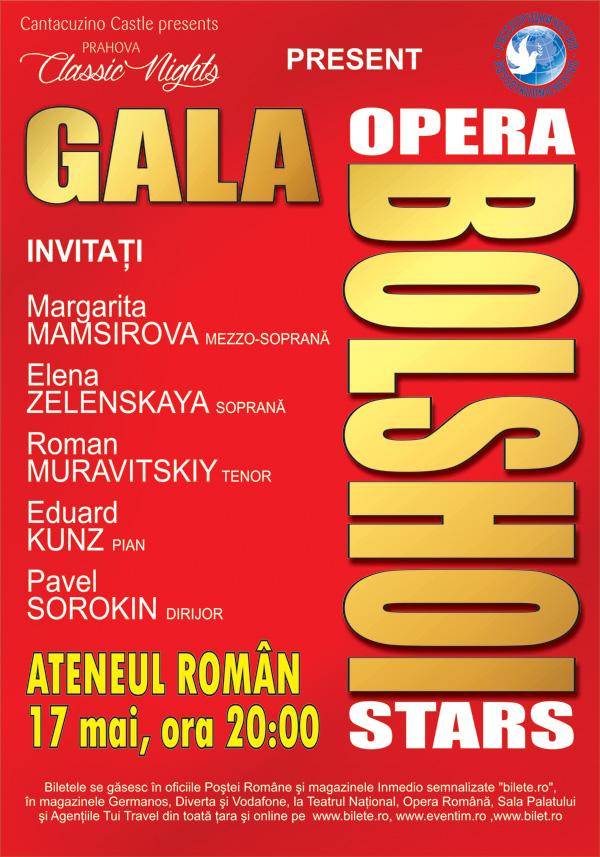ANULAT - Gala Bolshoi Opera Stars