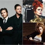 Interpol / Paloma Faith / Selah Sue