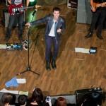 Concert Jencarlos Canela la Cinema Patria Bucuresti pe 14 martie 2015