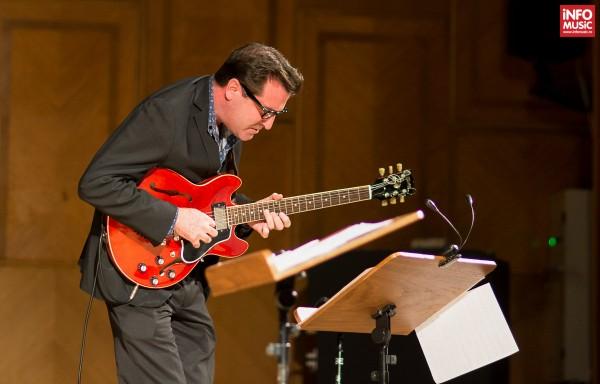 John McLean - Concert Kurt Elling la Sala Radio din București pe 5 martie 2015