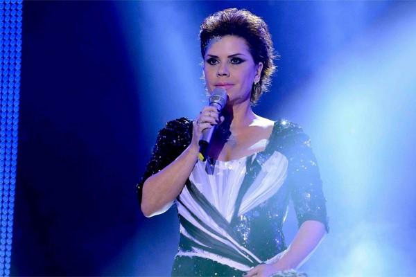 Luminița Anghel în finala Selecției Naționale pentru Eurovision 2015