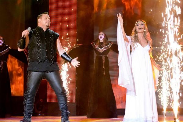Ovidiu Anton în finala Selecției Naționale pentru Eurovision 2015