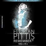 Afis concert Remember Florian Pittiș 2015 în Parc Titan