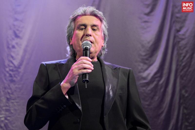 Concert Toto Cutugno la Sala Palatului pe 27 februarie 2015