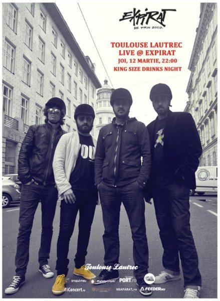 Afiș Toulouse Lautrec în Expirat pe 12 martie