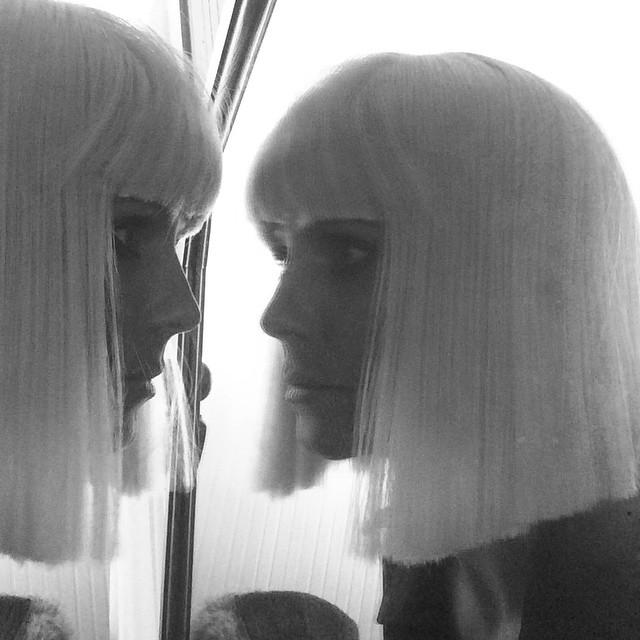 Heidi Klum în clipul Siei