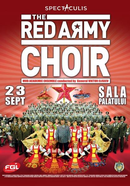 The Red Army Choir - Corul Armatei Roșii