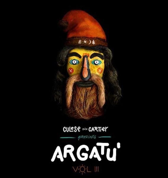 Argatu' - Volumul III (copertă album)