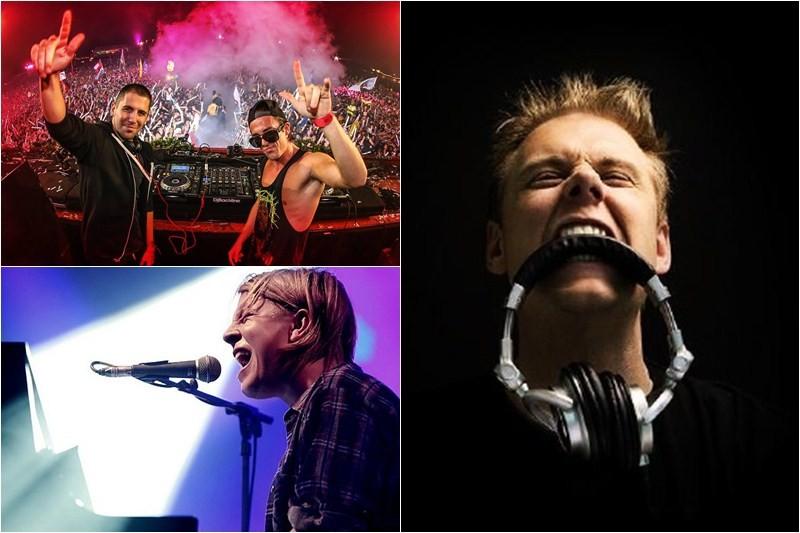 Armin van Buuren, Dimitri Vegas și Like Mike și Tom Odell, confirmați la Untold