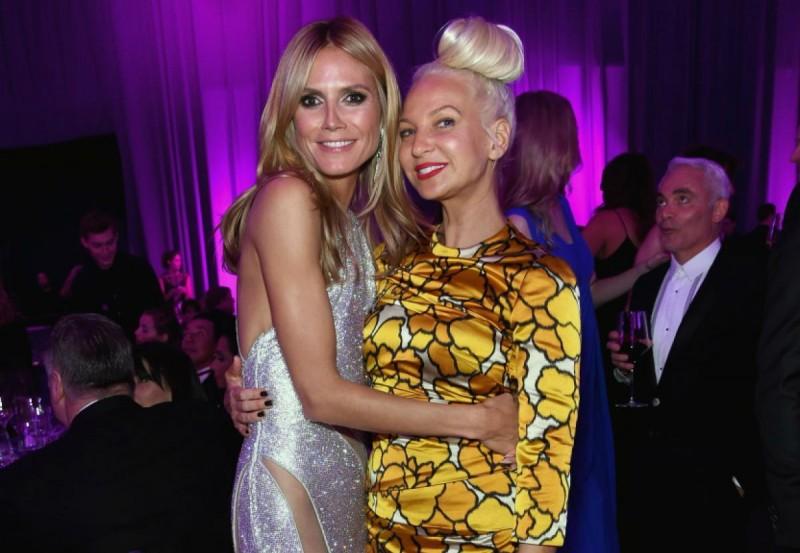 Heidi Klum și Sia