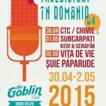 Afiş Înregistrat în România în Goblin Vama Veche mai 2015
