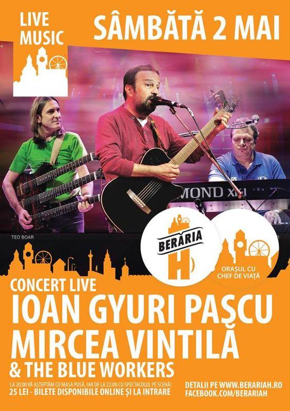 Ioan Gyuri Pascu & Mircea Vintilă