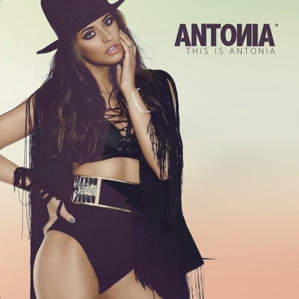 """""""This is Antonia"""" (copertă album)"""