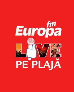 Europa FM LIVE PE PLAJĂ 2015