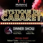 Afiș Mistique du Cabaret Bordello 30 mai