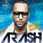 Afiş concert Arash Sala Palatului 24 noiembrie 2015