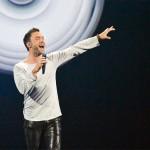 Måns Zelmerlöw, câștigătorul Eurovision 2015
