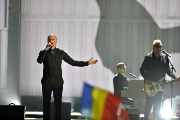 VOLTAJ în prima semifinală Eurovision 2015