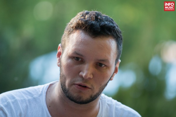 Kurtiss Kromm (Ionuț Ciobotaru) , DJ finalist burn Residency Romania