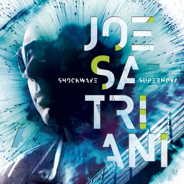 "Joe Satriani - ""Shockwave Supernova"" (artwork album)"