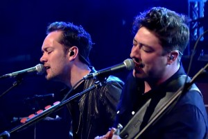 """Mumford and Sons: """"Believe"""" - David Letterman"""