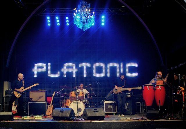 Platonic Band - ArCub pe 23 mai 2015