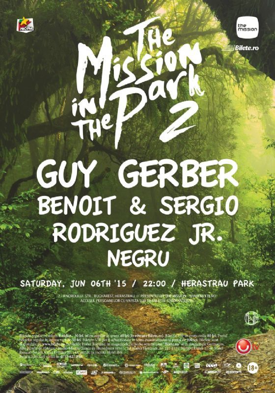 The Mission - In The Park 02