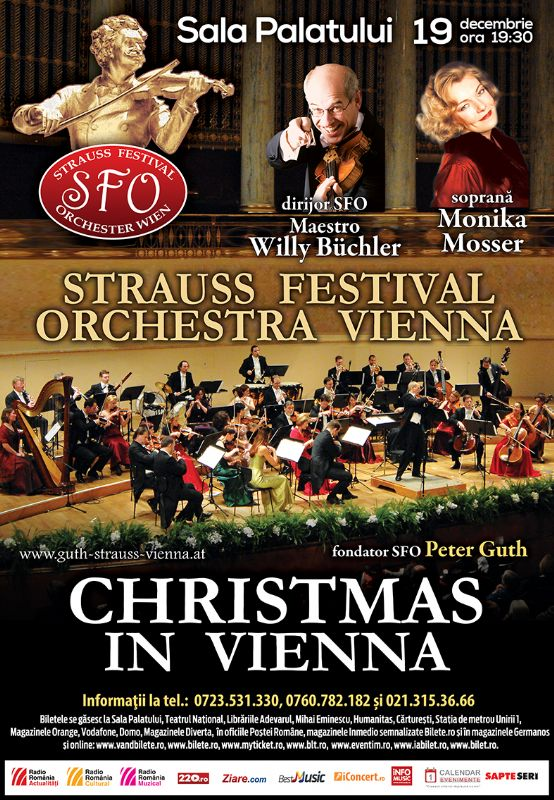 Christmas in Vienna la