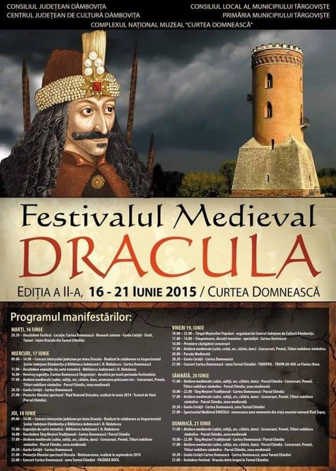 Festival Medieval Dracula
