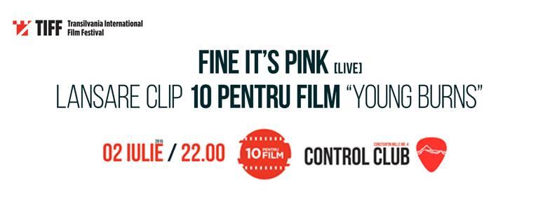 Fine It's Pink