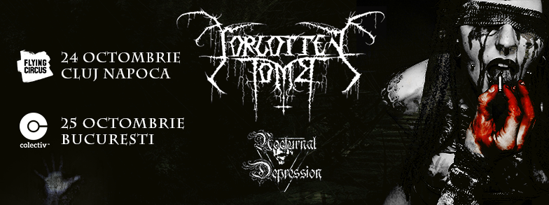 Forgotten Tomb| Nocturnal Depression| Kistvaen