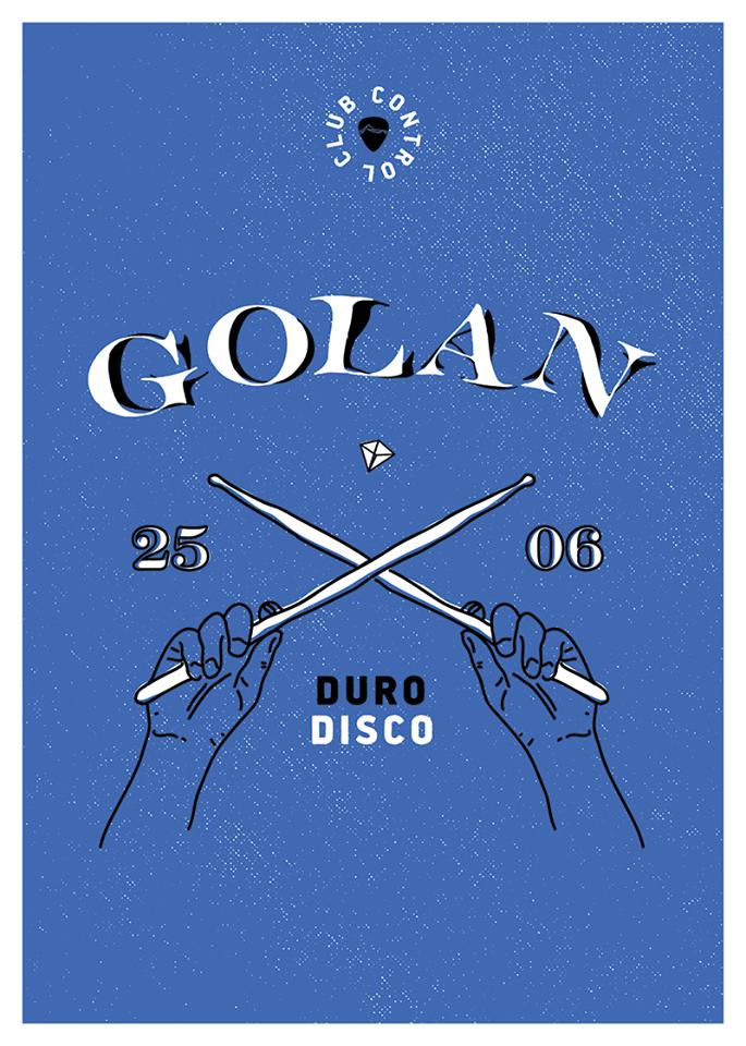 GOLAN   Duro Disco